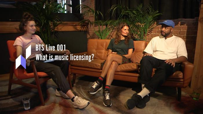 BTS Live 001 | What is music licensing?