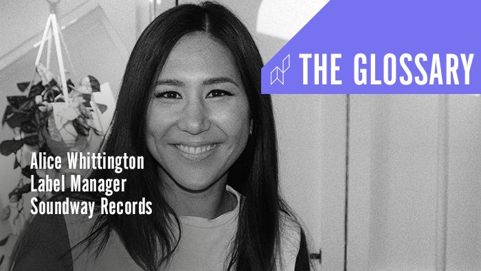 The Glossary: Label Manager at Soundway Records | Alice Whittington