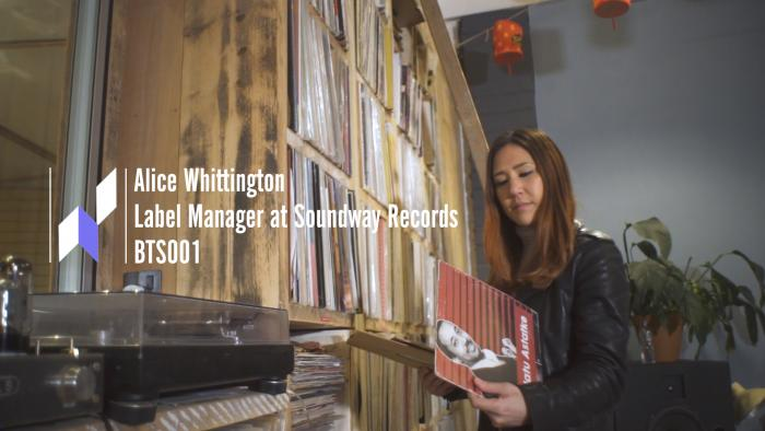 Behind The Scenes 001: Alice Whittington, Label Manager at Soundway Records